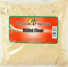 Millet Flour - Choice Tropical Millet Flour - 16oz/454g (Pack of 2)