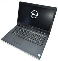 "Dell Precision 7710 17.3"" Laptop i7-6920HQ 2.90GHz 32GB RAM No HDD/OS 8SCB8H2"