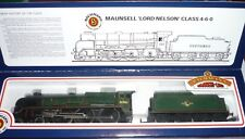 BACHMANN OO GAUGE BR LORD NELSON CLASS 4-6-0 TENDER LOCO 30861 LORD ANSON BOXd