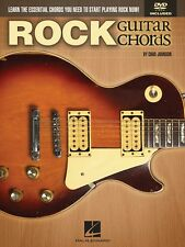 Rock Guitar Chords - Learn the Essential Chords You Need to Start Play 000696485