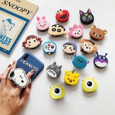 Lot Socket Universal Phone Holder Expanding Stand Grip Mount Finger Ring Cartoon