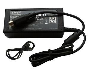 4-Pin AC DC Adapter For Mediasonic HF2-SU3S2 HF2-SU2S2 HFR7-SU3S2 ProBox 4 Bay