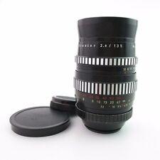 M42 Meyer - Optik Zebra ORESTOR 2.8/135 15 blades Objektiv / lens