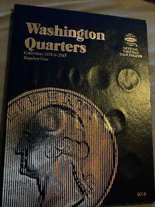 Set of 33 Washington Quarters 1934-1964, Silver (.900), Semi-Key Dates!!!