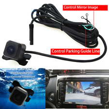 Car Front Rear Side View Backup Parking Reverse Camera Wide Angle No Blind Spot