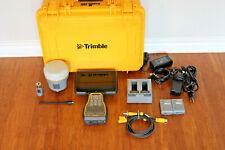 Trimble R10 GPS GNSS Galileo RTK VRS UHF Survey Receiver Kit TSC7 Access 2019