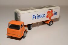 E TEKNO DENMARK FORD D-800 D800 FRISKO IS TRUCK WITH TRAILER NEAR MINT CONDITION