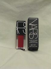 NARS Velvet Lip Glide Lipstick 'Le Palace' Deep Cherry Red .07oz NIB