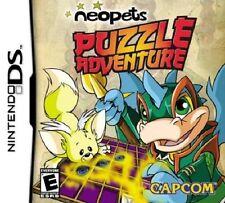 NEOPETS  PUZZLE ADVENTURE          --  NEUF        -----   pour DS