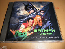 BATMAN 3 FOREVER soundtrack CD seal KISS FROM A ROSE nick cave U2 falming lips