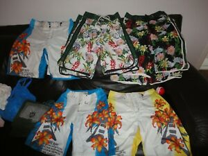 ENERGIE BOARD SHORTS, DIFFERENT COLOURS, DIFFERENT SIZES, BRAND NEW, CHEAP!!