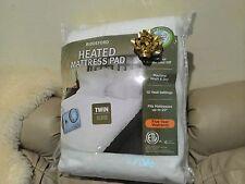 New Biddeford Heated Mattress Pad (Twin) NY, DE , NJ ,MA,Near CT FREE SHIPPING