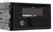 JVC KW-R930BTS 2-Din In-Dash Car Stereo CD Player Bluetooth USED ☝