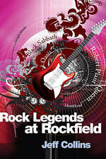 Good, Rock Legends at Rockfield, Jeff Collins, Book