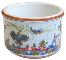 Italian Country Scene Wine/Mult-purpose Holder Handmade Painted Tuscan Ceramic