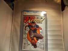 ACTION #0 OF THE NEW 52 VARIANT CGC 9.8 GRADE!