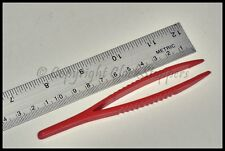 Watch Battery Changing Plastic Tweezers Forceps Holder Repair Watchmakers Quartz