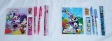 2 Mickey Minnie & Friends Stationery Gift Sets Disney Party Favors School Supply