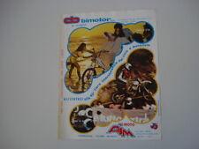 advertising Pubblicità 1977 BIMOTOR / AIM MOTO
