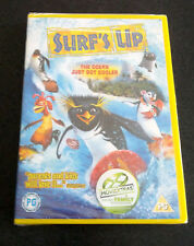 Surf's Up (DVD) - Region 2 - New & Sealed