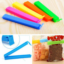 Kitchen Chip Snack Food Storage Sealing Bag Clips Clamps