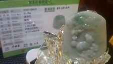 Certified 100% Natural Grade A Jade Pendant Mouse US Seller