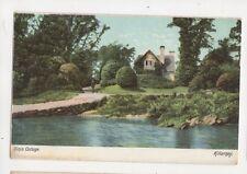 Dinis Cottage Killarney Ireland Vintage U/B Postcard 286b