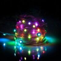 50Pcs WS2812B Pre wired LED Pixel Module Strip Light Full Color 5050 RGB 5V 12cm