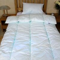 Waterproof Wipe Clean bed set, Single bed , Duvet, Pillow, Mattress protector