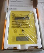 SOEHNLE DIGITAL KITCHEN SCALE PAGE LEMON 5K BNIB SLIM DESIGN