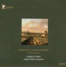WOFGANG AMADEUS MOZART 7 Piano Sonatas 2CD Box, NEU