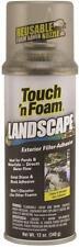 NEW TOUCH 'N FOAM 4001141212 LANDSCAPE EXPANDING FOAM SPRAY INSULATION 4477394