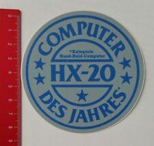 """HX-20 1 schönes Hologramm Laserbild Motiv /""""Muscheln/"""""""
