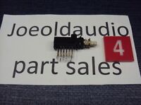 Kenwood KA-75 Amplifier Tape 2 Switch Tested. Parting Out Entire KA-75 Amplifier
