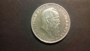 Bayern, Münze, 5 Mark Silber Prinzregent Luitpold 1911 (3)