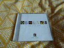 GENESIS - TURN IT ON AGAIN : THE HITS (ORIGINAL 1999 18-TRACK 'BEST OF' CD)