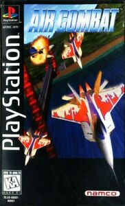 Air Combat PS1 Great Condition Fast Shipping