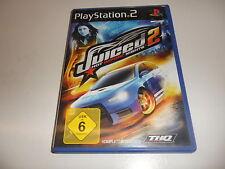 PLAYSTATION 2 PS 2 Juiced 2: HOT Import Nights