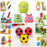 Pet Puppy Latex Chew Squeaker Squeaky Sound Cow/Elephant/Dog Ball Playing Toys