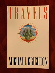 Travels by Michael Crichton (Paperback)