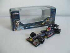 Burago 1:64 Red Bull RB6 2010 Mark Webber 6 RARE NEW Boxed Renault