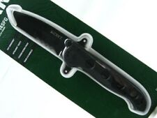 COLUMBIA RIVER CRKT Black M16-14SFG Tactical SPECIAL Forces Folding TANTO Knife!