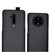 100% Original Aramid Carbon Fiber Protection Case Slim Cover F OnePlus 7 7T Pro