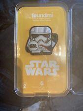 Foundmi Star Wars Storm Trooper Tracking Key Chain Bluetooth Series 2