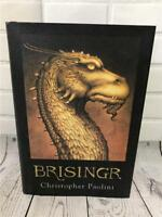 [AE] NEW The Inheritance Cycle Brisingr by Christopher Paolini First Edition