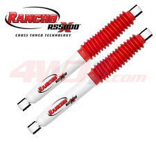 RANCHO RS5000X REAR SHOCK ABSORBERS FOR MAZDA BT50 2011+