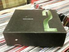 DEPECHE MODE THE SINGLES 7-12  BOX SET VOL 2,DMBX 2,UK 1991 ,MUTE,