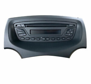 Ford KA B420 CD Player Aux Radio with Advanced Code Activation 3 Months Warranty