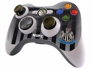 Newcastle Football Club Xbox 360 Controller Skin Sticker Toon Army Brand New