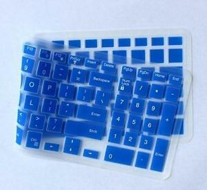 2pcs Keyboard Cover Skin For Dell Inspiron 15-3542/5547/1528/15C 3000 series